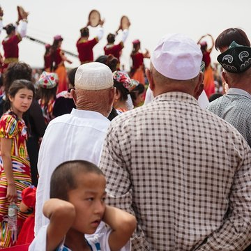 "Contemporary Uyghur Society in a time of ""Reeducation"""